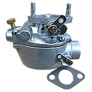 MFS138 - New Carburetor
