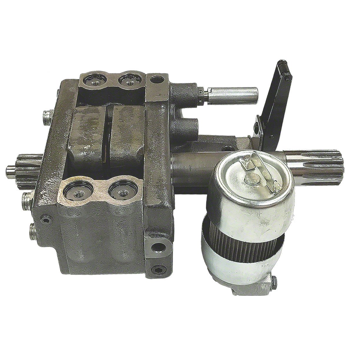 MFS3743Main Hydraulic Pump Assembly