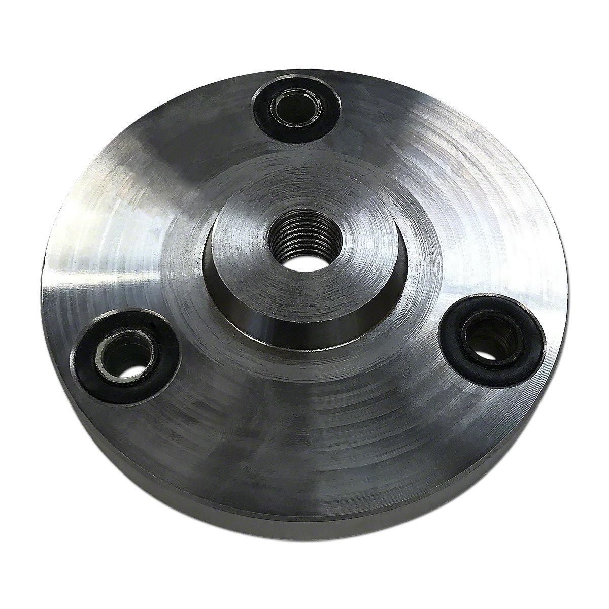 Front hydraulic pump adapter plate drive hub mfs3746 for Hydraulic pump motor adapter