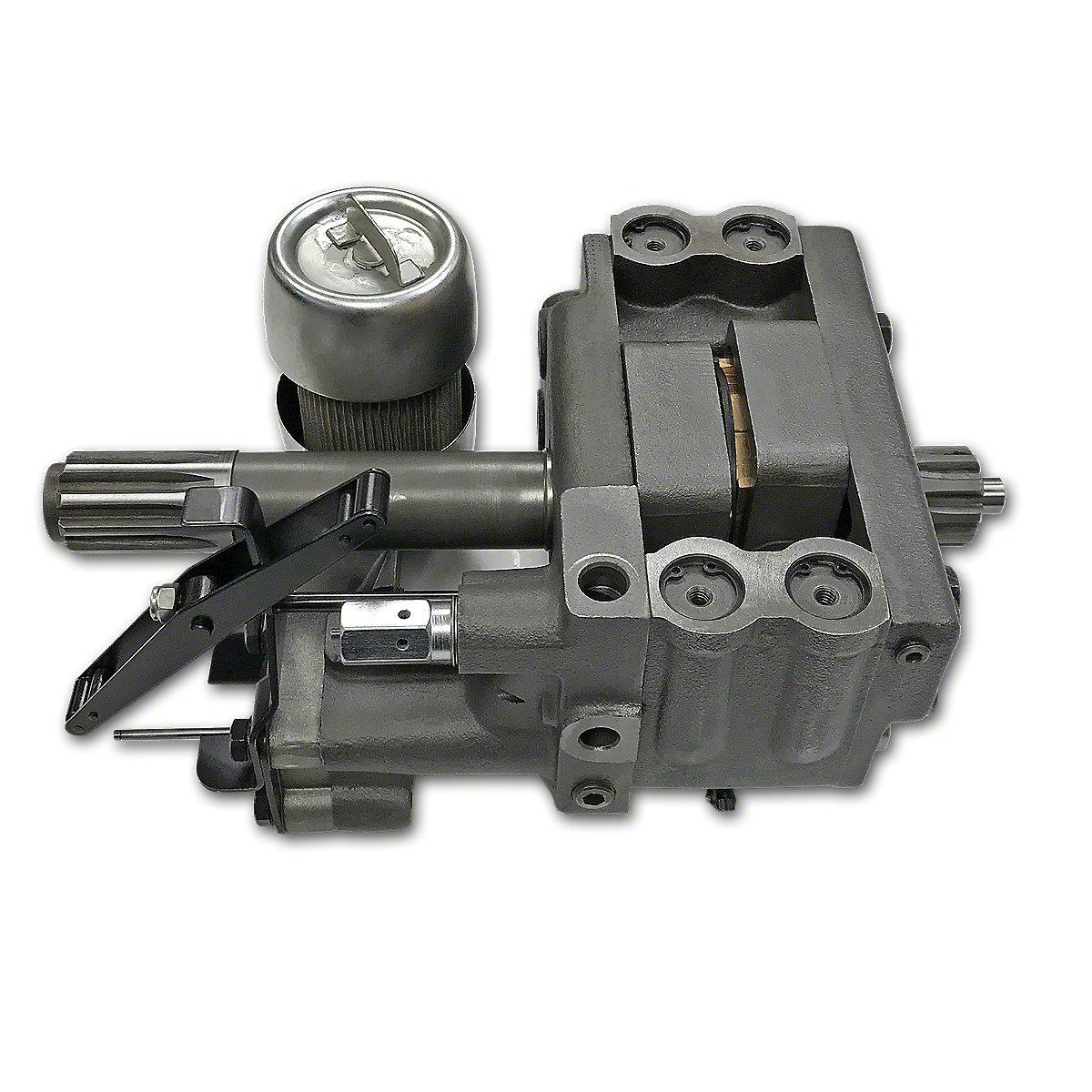 MFS3751Main Hydraulic Pump Assembly