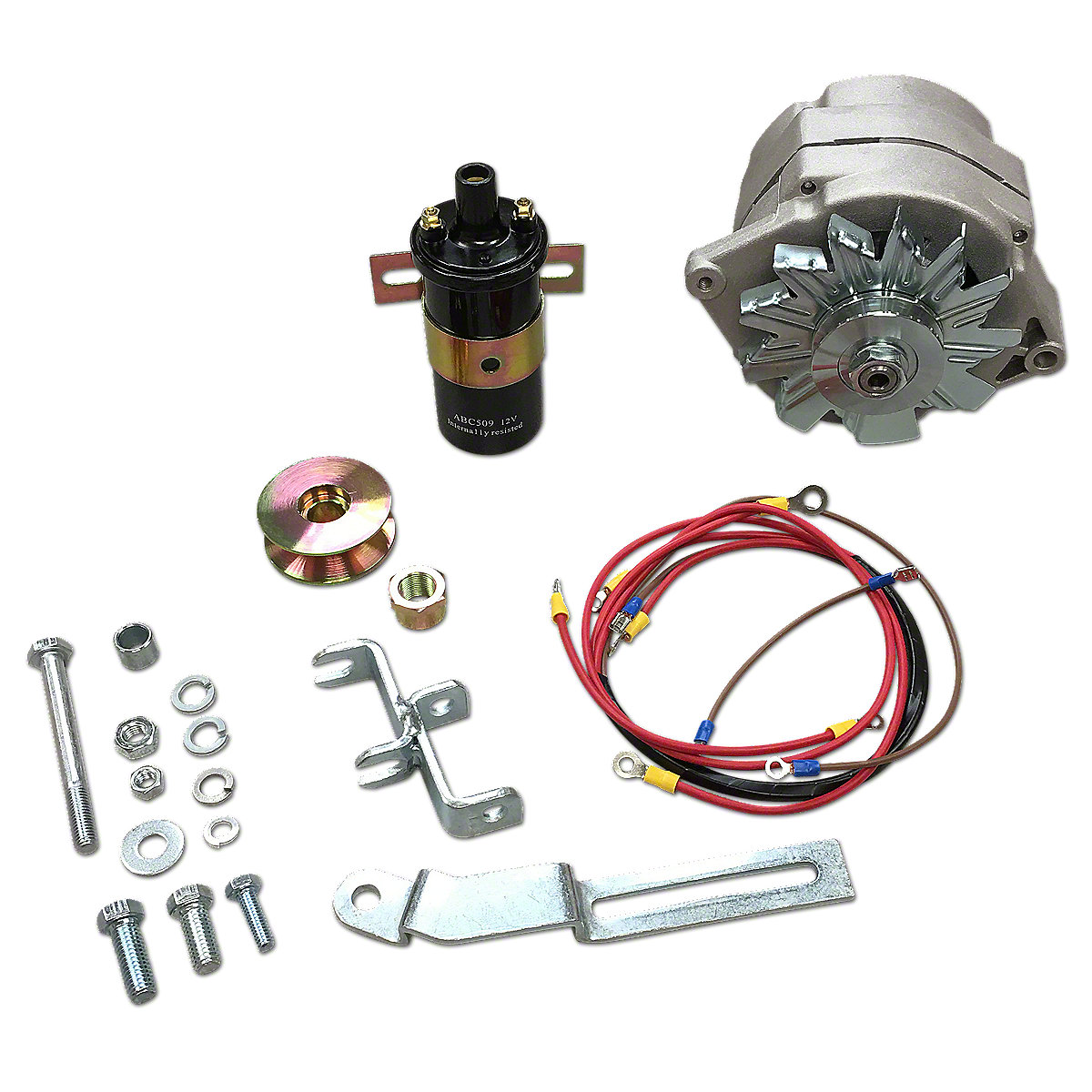 MFS3812 Alternator Conversion Kit