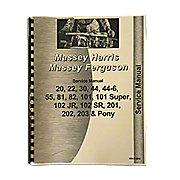 MH2 - Massey Harris I&T Shop Manual