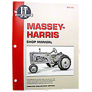 MH5A - Massey Harris I&T Shop Manual