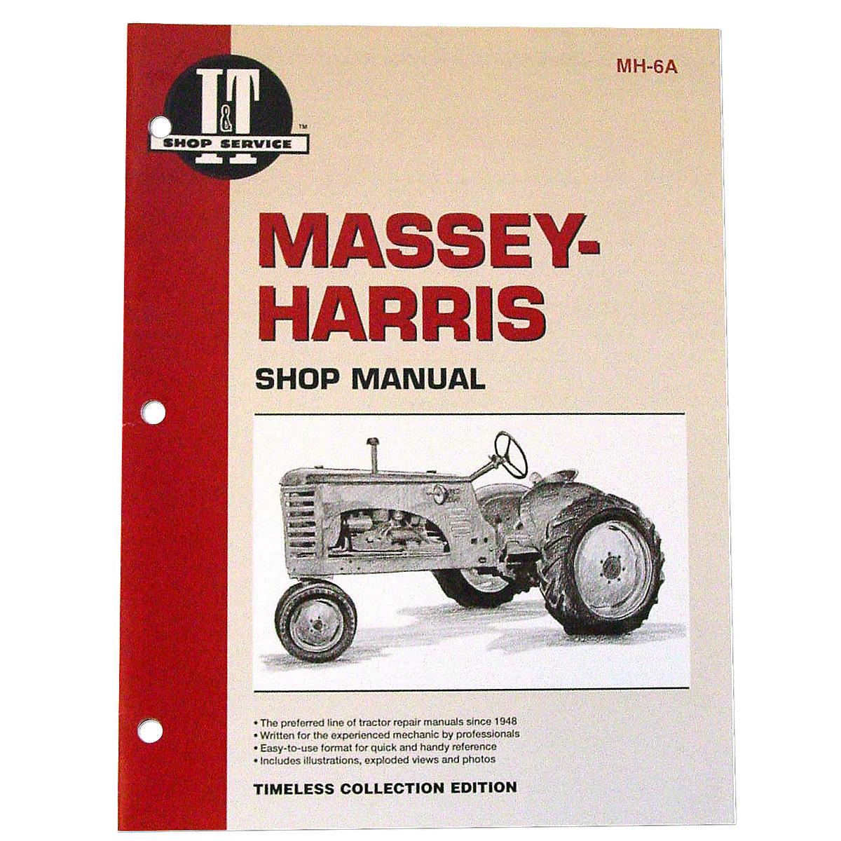 Massey Harris I&T Shop Manual