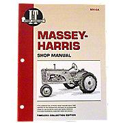 MH6A - Massey Harris I&T Shop Manual