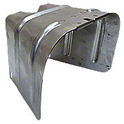 MHS042 - PTO Shield -- Fits Massey Harris 22, 33, 44, And Many More!