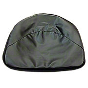 MIS006BK - Black Tie On Seat Cushion