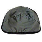 MIS006BK - Black Tie On Seat Cushion