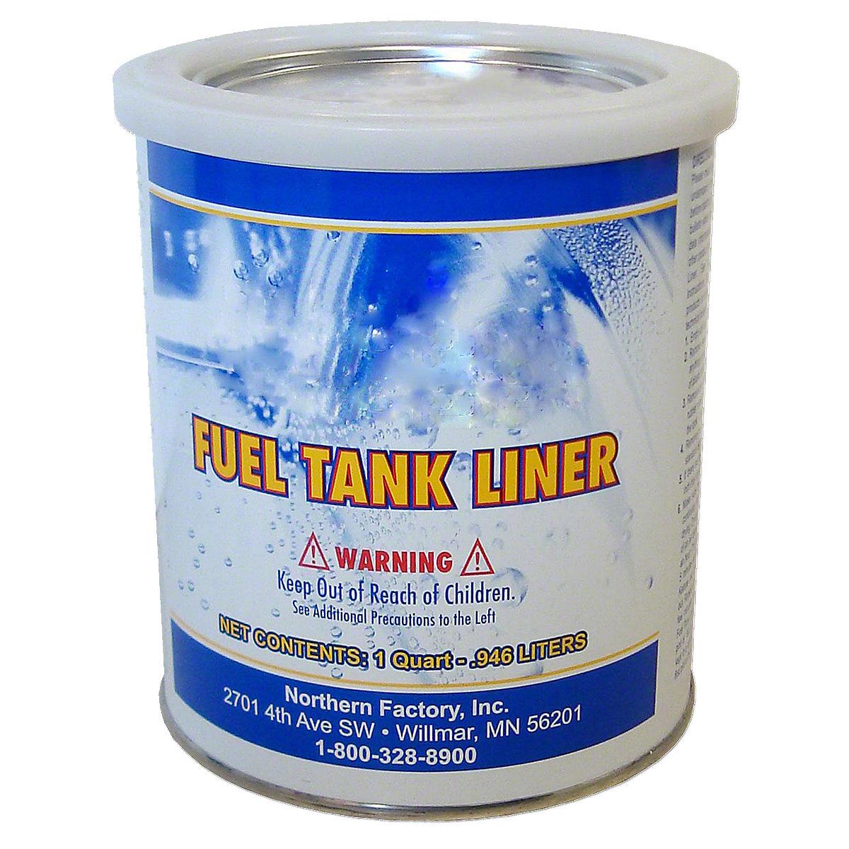 Fuel Tank Liner : Mis red kote fuel tank liner