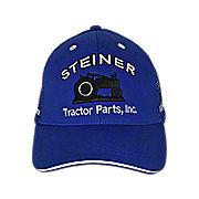 MIS111 - Blue Mesh Cap, Steiner Tractor Parts, Inc. Baseball Cap