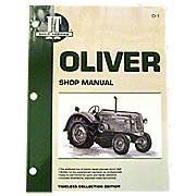 O1 - Oliver I&T Shop Manual