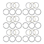 OLS2180 - Piston Ring Set 6-Cylinder