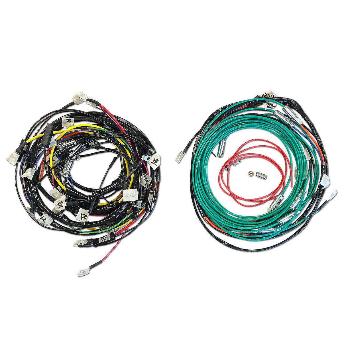 OLS3847Restoration Quality Wiring Harness