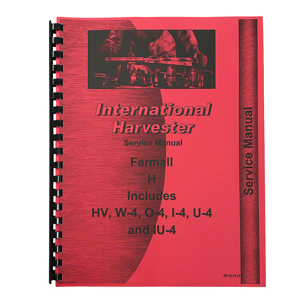 Farmall H Engine Parts Diagram Wiring Library 340 Schematic Ih Blue Ribbon Service Training Course Manual