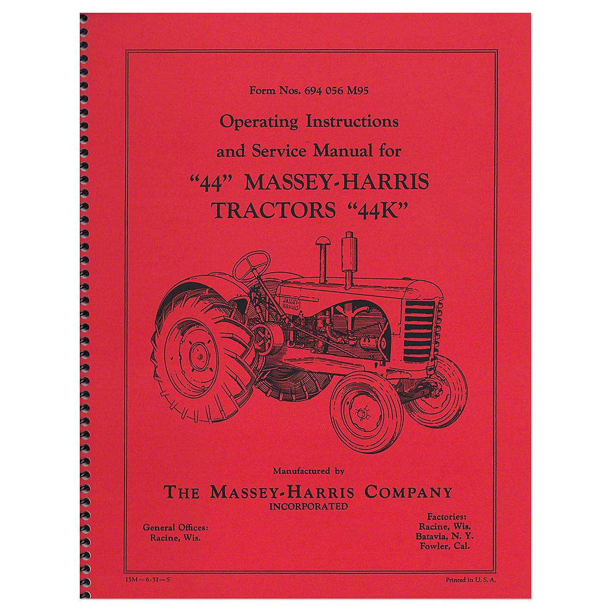 Operating Instruction & Service Manual