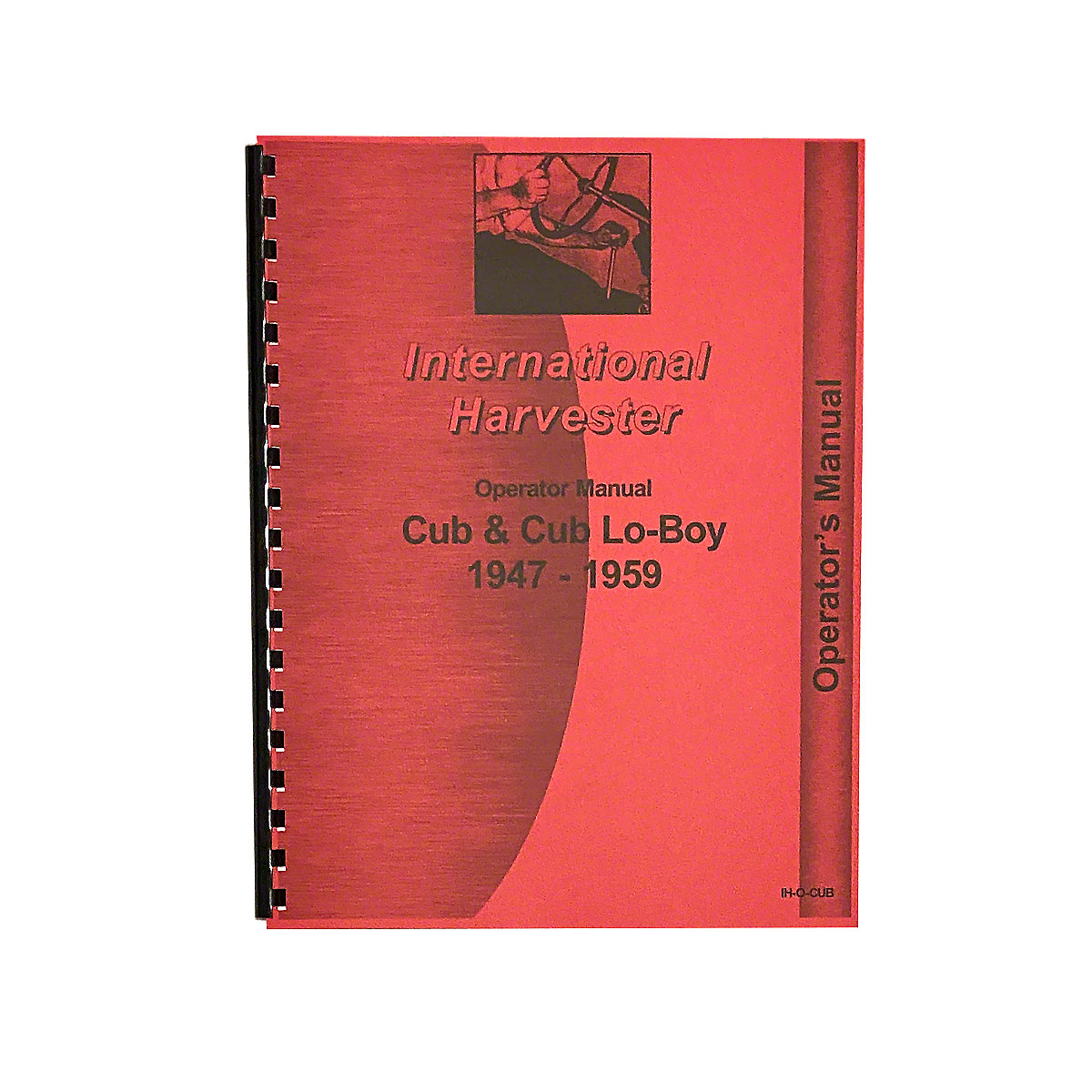 Farmall Cub Diagram Electrical Schematics 1949 International Wiring Rep081 Operators Manual Firing Order Source