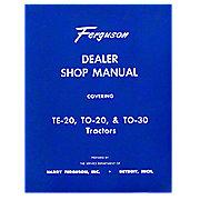 REP090 - Dealer Shop Manual: MF TE20, TO20, TO30