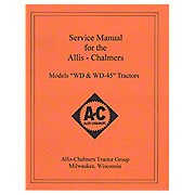 REP092 - Service Manual: AC WD, WD45 Gas