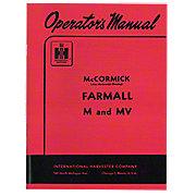Operators Manual: Farmall M 1939-1952 on