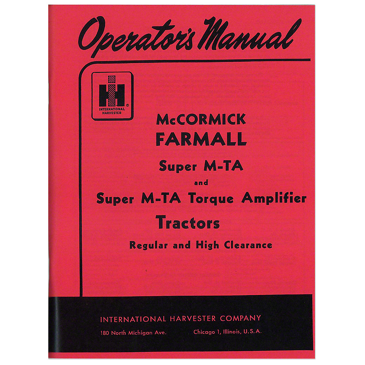 farmall super mta wiring diagram
