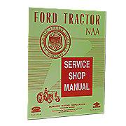 REP1142 - Ford NAA Service Manual Reprint