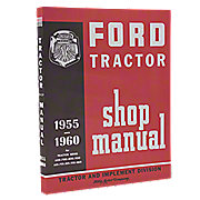 REP1146 - Ford Service Manual Reprint