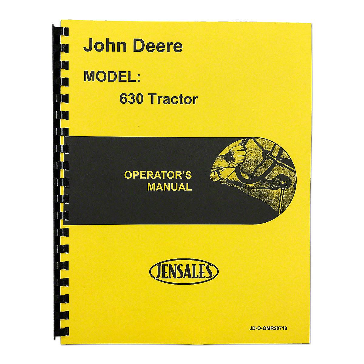 Tach Drive Gear Install on John Deere