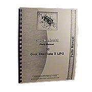 REP1735 - Cockshutt 30, Co-Op E3, Gas. Kerosene, Lp, Parts Manual