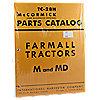 REP1749 - International M, MD, MV, MDV Parts Manual Reprint