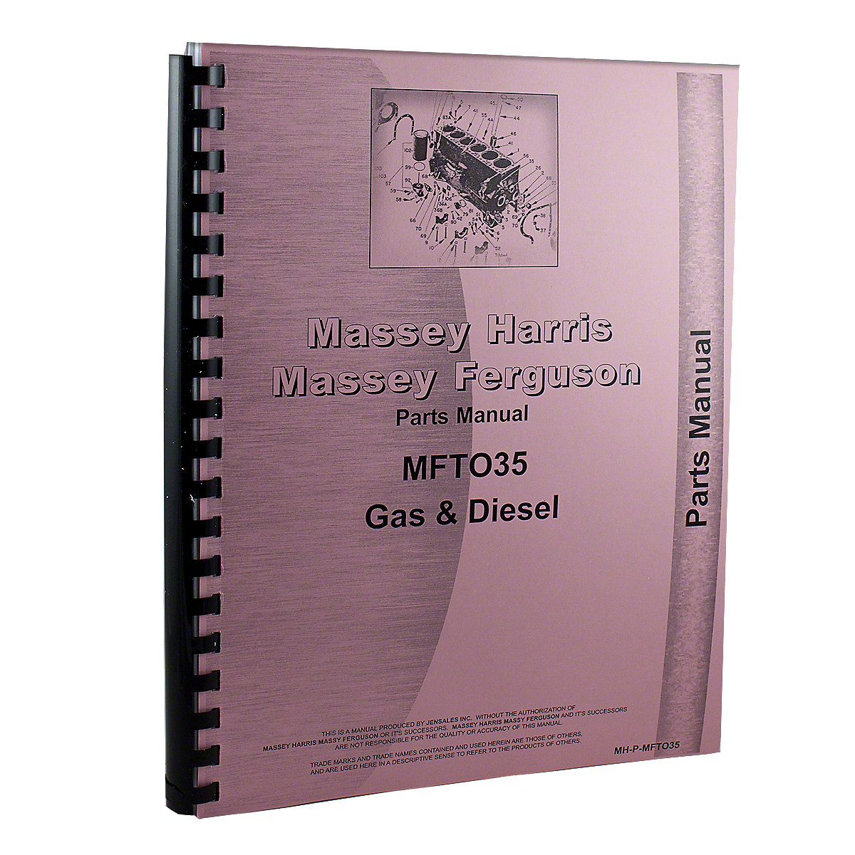 ferguson to35 repair manual