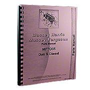 REP1750 - Ferguson TO35 Gas & Diesel Parts Manual