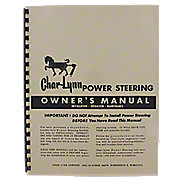 REP2643 - Char-Lynn Power Steering Owners Manual