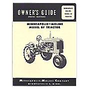 REP2985 - Operators Manual Reprint: Minneapolis Moline BF