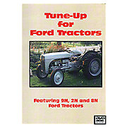 VID02D - Ford 9N, 2N Tune-Up Video  (Dvd)