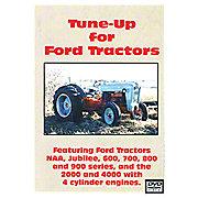 VID05D - Ford Jub, 600, 900 Tune-Up Video (Dvd)