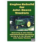 VID06D - JD B, A, G, 50, 60 Engine Rebuild Video (Dvd)