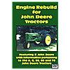 VID06D - JD B, A, G, 50, 60 ENGINE REBU