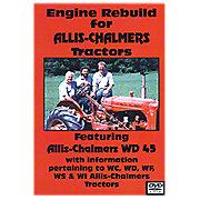 VID13D - Allis-Chalmers Engine Rebuild Video (Dvd)