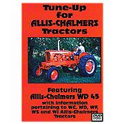 VID14D - Allis-Chalmers Tune-Up Video (Dvd)