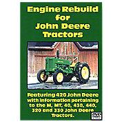 VID22D - JD Engine Rebuild Video (Dvd)