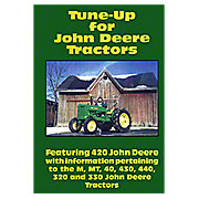 VID23 - JD Tune Up Video (Vhs)