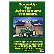 VID23D - JD Tune Up Video (Dvd)