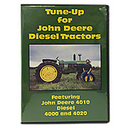 VID3417D - JD Tune-Up Video (DVD)