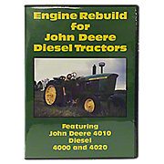 VID3425D - JD Engine Rebuild Video (DVD)