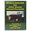 JD Engine Rebuild Video (DVD) VID3425D