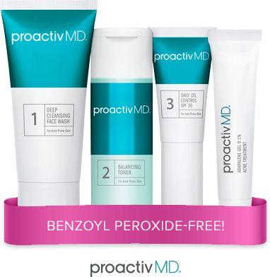 ProactivMD Acne System