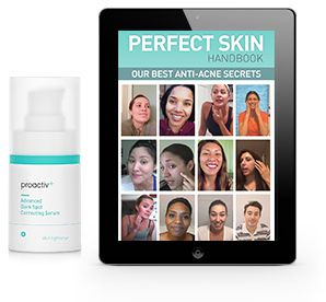 Advanced Dark Spot Correcting Serum + Perfect Skin Handbook
