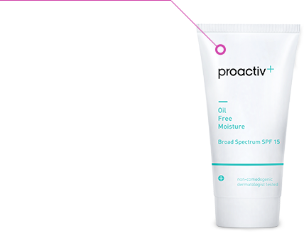 Oil Free Moisture with Broad Spectrum SPF 15