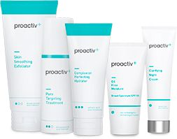 Proactiv+ Clarifying Kit for Dry Skin