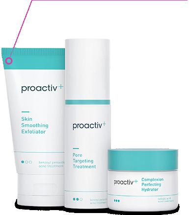 Proactiv+ 3-Step System